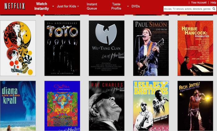 Netflix (Spotify voor films) nu proberen!