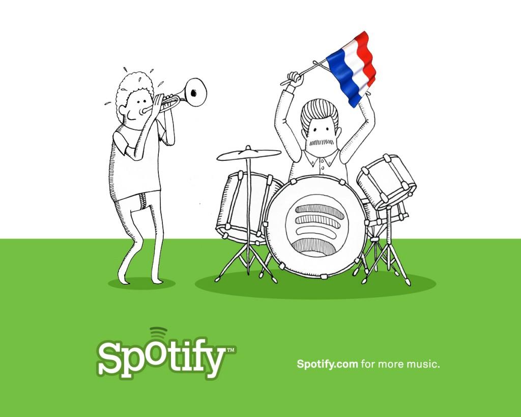 Spotify vandaag één jaar in Nederland: 240.000 gebruikers?