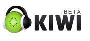 Kiwi: fris en fruitige nieuwe Spotify concurrent