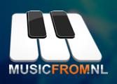 Nieuwe website MusicFromNL