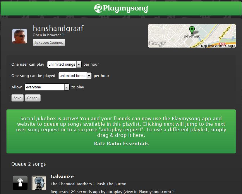 PlayMySong: een Spotify app van de betere soort